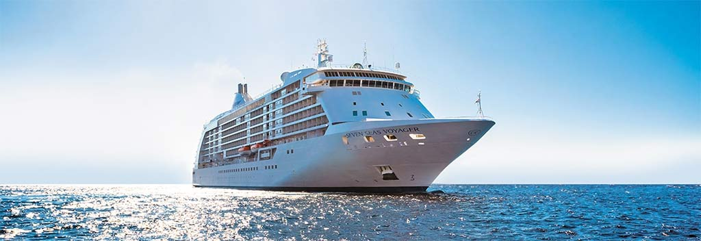 Seven Seas Voyager compagnie Regent